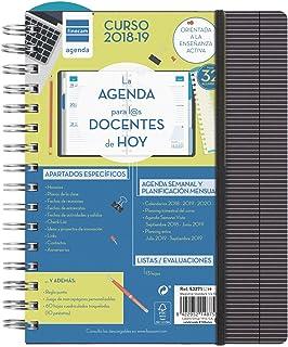 Amazon.es: agenda 2018 2019 - Envío internacional elegible