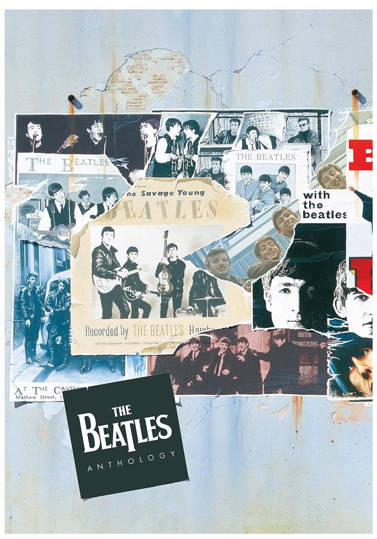 Beatles Anthology DVD