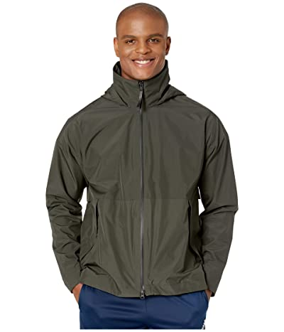 adidas Outdoor Urban Climaproof Rain Jacket (Legend Earth) Men