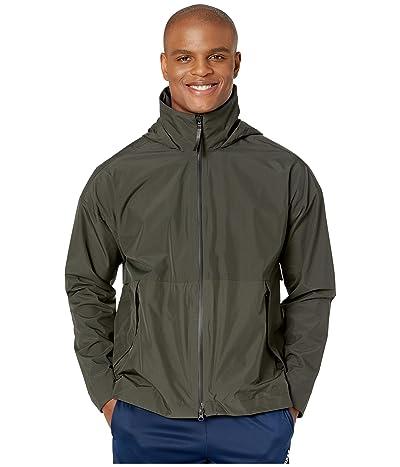 adidas Outdoor Urban Climaproof Rain Jacket (Legend Earth) Men