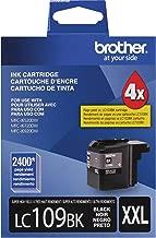 LC109BK Brother Inkjet cartridge, Black, 2400 pg, HY. For: MFC-J6520DW, J6720DW, J6920DW LC109BK