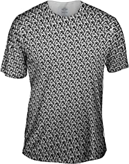 M.C.Escher - Eight Heads -Tshirt- Mens Shirt