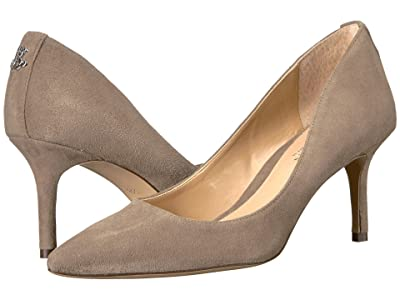 LAUREN Ralph Lauren Lanette (Light Taupe Suede) Women
