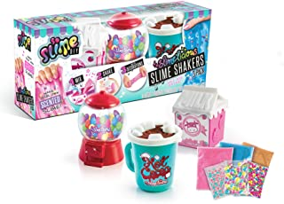Canal Toys USA Ltd So Slime DIY - Slime`licious Scented Slime 3-Pack – Gumballs, Strawberry Milk & Hot Chocolate