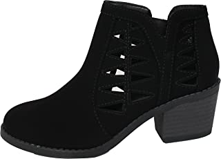 Best triangle heel boots Reviews