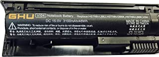 New GHU Battery 48 WH VI04 756743-001 756745-001 756479-421 Compatible with HP Envy 14 15 17 Series 14-v000-v099 15-k000- G6E88AA G6E88AAABB HSTNN-DB6I 756744-001 HSTNN-PB6I 756743-001 V104