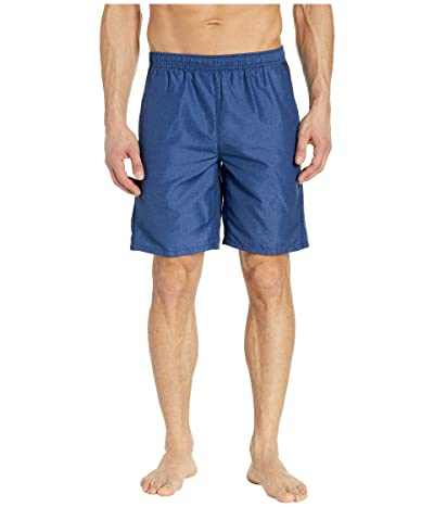 Speedo Cutback Volley (Blue Heather) Men