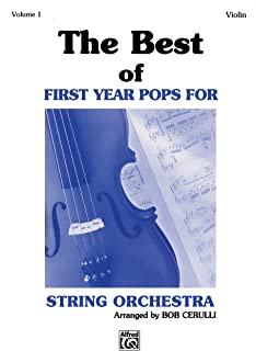 The Best of First Year Pops for String Orch Vol. 1