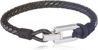Tommy Hilfiger Jewelry Men No Metal Strand Bracelet - 2701012