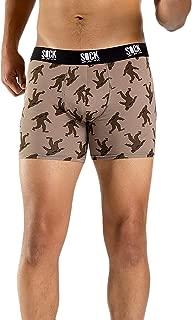 Sock It to Me, Sasquatch, Men's Underwear, Boxer Briefs, Bigfoot Underwear - Small