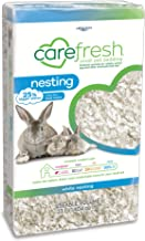 carefresh® white nesting small pet bedding, 23L (Pack May Vary)