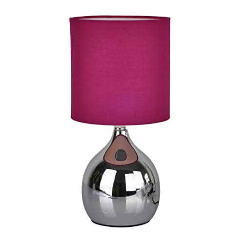 0a4897848a2d8 Pink Bedside Lamp: Amazon.co.uk