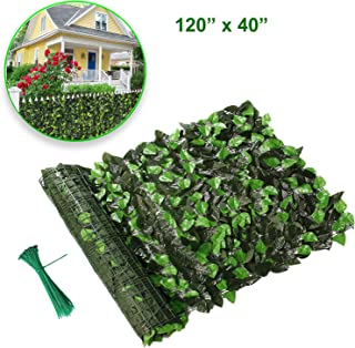 Best ivy fence screen Reviews
