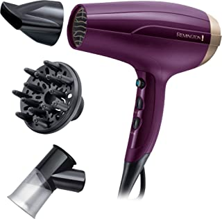 Remington D5219 Your Style Dryer Kit (Purple)