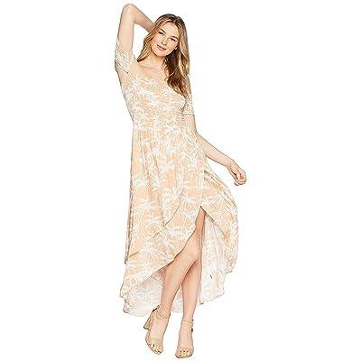 Lucy Love Barefoot Dress (Nude) Women