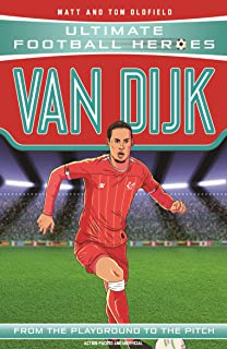 Van Dijk (Ultimate Football Heroes) - Collect Them All!