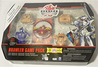 Best bakugan gundalian invaders brawler game pack Reviews