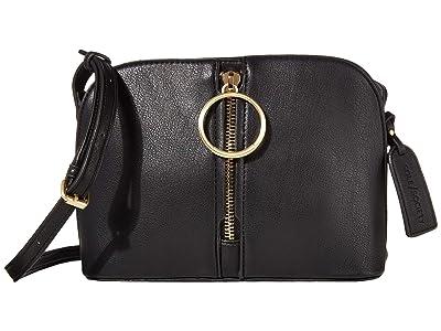 SOLE / SOCIETY Dayne Crossbody (Black) Handbags