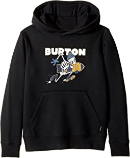 Burton Kids - Stoked Pullover Hoodie (Little Kids/Big Kids)