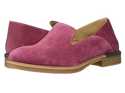 Hush Puppies Bailey Slip-On (Beaujoais Suede) Women