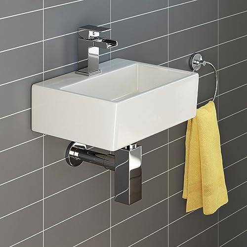 Bathroom Small Basin Amazon Co Uk