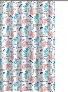 Best turquoise and coral fabric Reviews