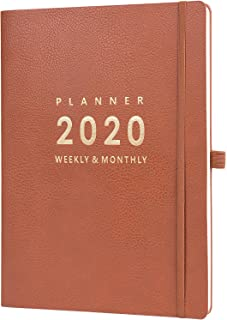 2020 Planner with Pen Holder - 8.5