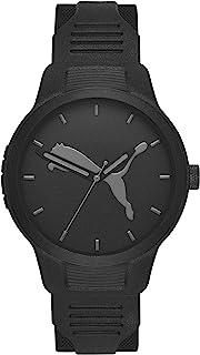 Men's Reset V2 Quartz Three Hand Silicone Watch -...