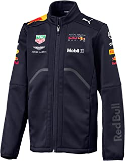 Red Bull Racing Formula 1 Aston Martin Kids 2018 Team Softshell Jacket F1
