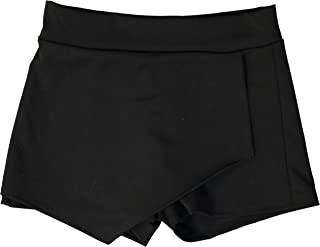 Women's Short Comfortable & Stretch Day/Night Mini Envelope Skort