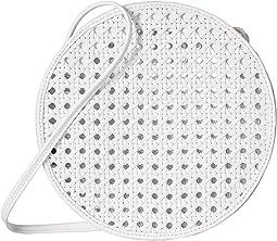 Woven Tiki Circle Bag