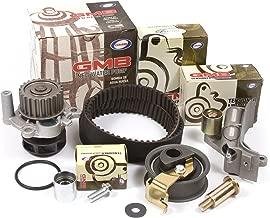 Fits 01-06 Audi Volkswagen Turbo 1.8 DOHC 20V Timing Belt Kit w/Hydraulic Tensioner GMB Water Pump