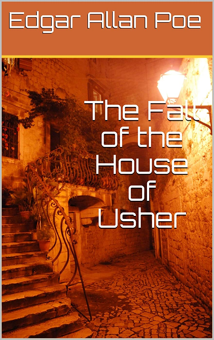 マークダウンバー不格好The Fall of the House of Usher (English Edition)