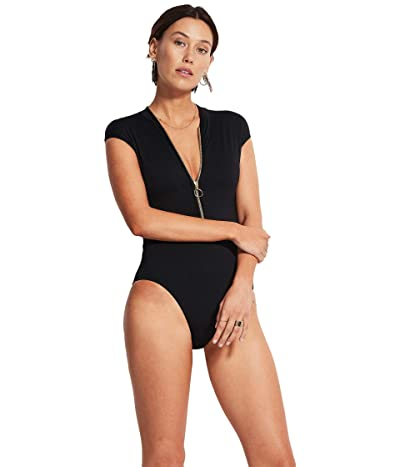 Seafolly Zip Front One-Piece