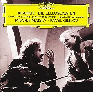 Brahms: Sonata for Cello and Piano No.2 in F, Op.99 - 3. Allegro appassionata