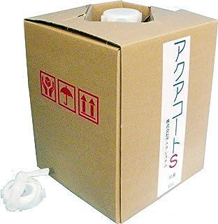 除菌 抗菌 防カビ 消臭剤 アクアコートS 詰め替え50本分 10L コック付き