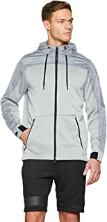 Under Armour 男式 Unstoppable ColdGear Swacket 保暖上衣
