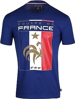 Cadre Collection des 12 pins Maillots de l/'/équipe de France ayant particip/és aux Championnats du Monde de la FIFA