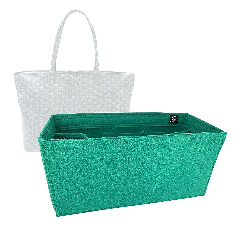 Bag Organizer for Fashion Don't miss the campaign Goyard Artois MM Premium Handmade Felt -