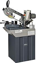 Noll BS-150 - Sierra de cinta de metal (230 V, 1,1 kW, 20-65 m/min, incluye cinta de sierra)