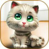 jogos de simulador de gato - meu lindo jogo de bichinho de estimação virtual para crianças