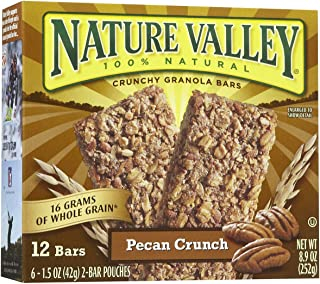 Nature Valley Crunchy Granola Bars - Pecan Crunch - 12 Count