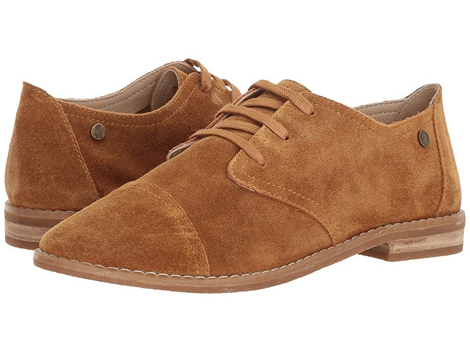 Hush Puppies Aiden Clever (Camel Suede) Women