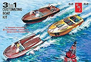 1056 1/25 Customizing Boat (3-in-1)