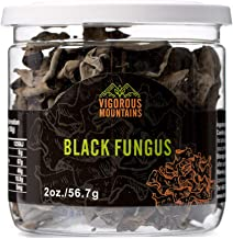 Best chinese black fungi Reviews