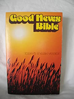 Good News Bible: The Bible in Today's English Version No.360