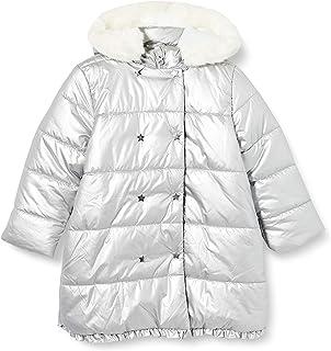 Chicco Giubbino C/Cappuccio Staccabile Abrigo de Vestir para Niñas