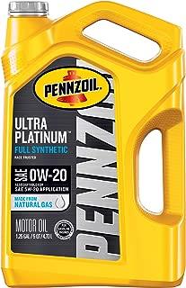 Best pennzoil platinum 0w20 miles Reviews