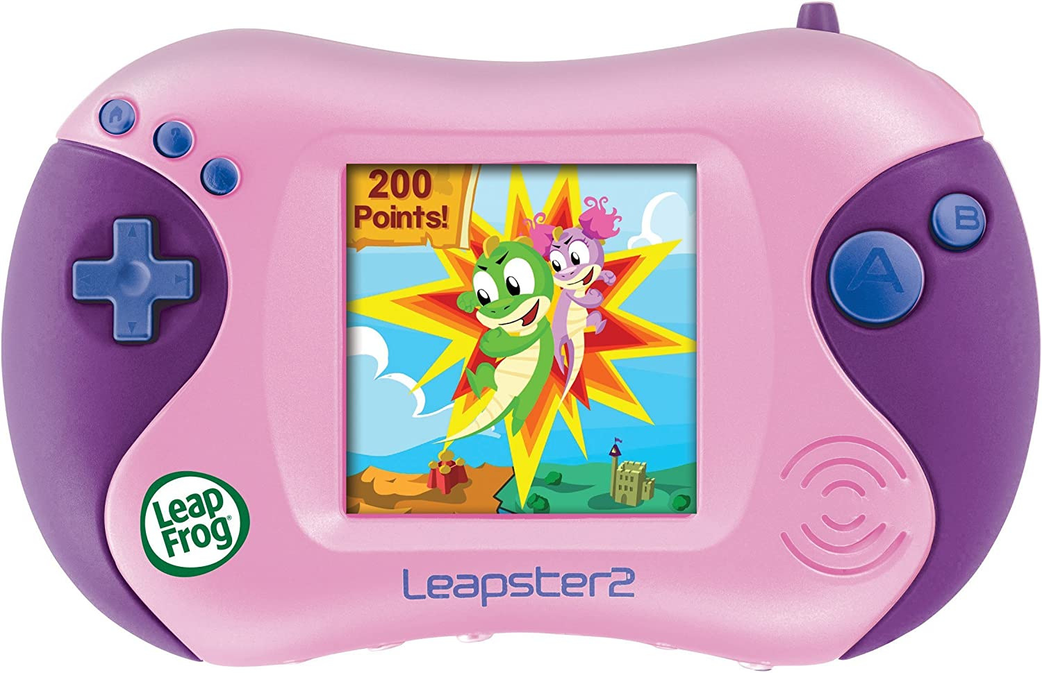 LeapFrog Leapster2 Gaming System (Pink)