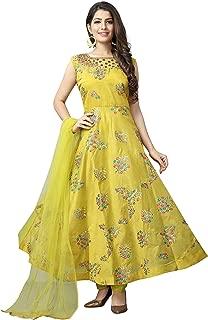 Saarah Women's Partywear Salwar Suit